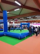 foire expo de Toulouse jeu gonflable