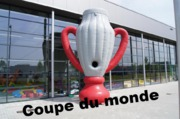 Coupe du monde gonflable