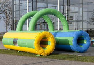 course d'obstacle ramper