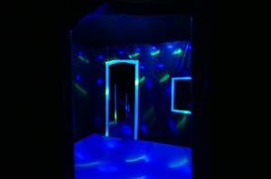 laser game gonflable